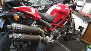2007 Ducati S4RS  Monster **Mint Condition