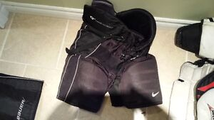 3 Pair Of Hockey Pants Peterborough Peterborough Area image 1