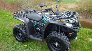 **$38 per WEEK!!** 400cc HO ATV, 4X4, SINGLE or 2-UP,  EPS AVAIL