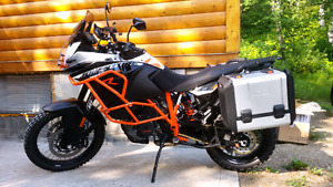2015 ktm 1190 r adventure (loaded)