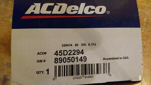 ACDelco 45D2294 - Front Lower Ball Joint - Ram 1500 2008