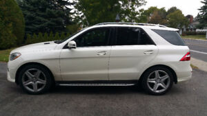 2014 Mercedes-Benz M-Class ML350 Bluetec VUS