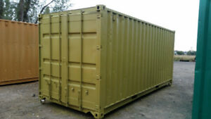 Steel SEA CAN Shipping Containers