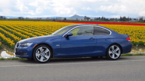 2007 BMW 335i Coupe - Manual. A1 condition with 72,600kms