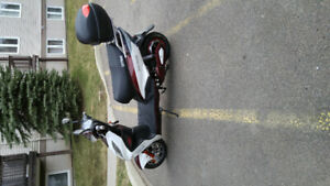 2015 Daymak Electric Scooter.