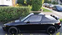 1993 Honda Del Sol Coupe (2 door)