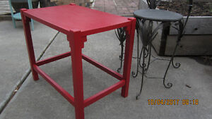 Barn Red Coffee Tables