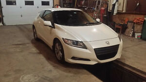 2011 Honda CR-Z full Coupé (2 portes) 2 place ancien crx