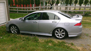 2004 Acura TSX Fully Loaded Low KMS $9000 takes