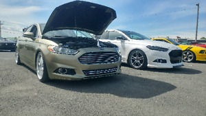 Ford fusion2013 showroom