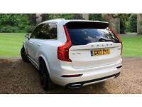 2017 Volvo XC90 D5 2.0 AWD Powerpulse R-Design Automatic Petrol Estate