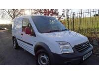 FORD TRANSIT CONNECT T200 LR - 12 MONTHS WARRANTY 2010 Manual 95000 Diesel White