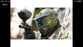 IPG PAINTBALLING TICKETS WORTH £600 must see