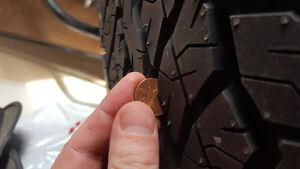 NEW Dunlop Grantrek AT20 Tire P265/70R17 Kitchener / Waterloo Kitchener Area image 3
