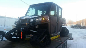Polaris Ranger Crews for Rent or Buy