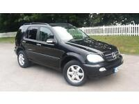 Mercedes-Benz ML500 5.0 V8 - Not ML 55 amg - LOW MILEAGE