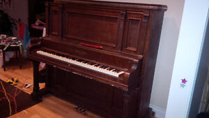Mason&Risch piano with very nice sound