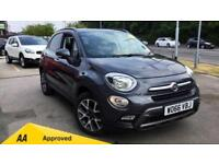 2017 Fiat 500X 1.6 Multijet Cross 5dr Manual Diesel Hatchback