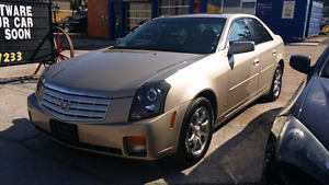 2006 Cadillac CTS certified & E tested