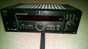 sony home theatre receiver