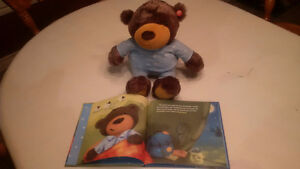 Hallmark Interactive Christopher Storybook & Buddy Cambridge Kitchener Area image 3