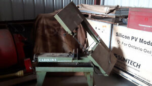 Industrial Band Metal Cutting Band Saw
