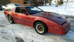 1988 trans am gta only 129k factory corvette L98 350v8