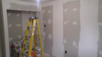 Drywall Services Available