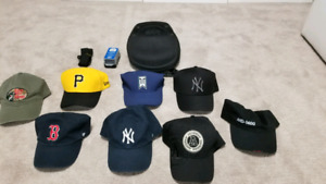 Authentic hats only for 85$!!!!! Plus hat case, lint cleaner