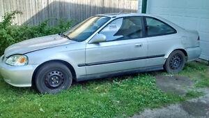 2000 Honda civc si parts Kitchener / Waterloo Kitchener Area image 2