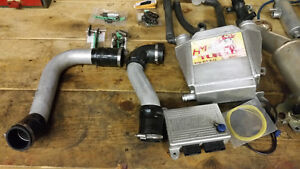 HM Turbo Kit with Vipec for 2011-2016 RMK Pro Chassis Revelstoke British Columbia image 2
