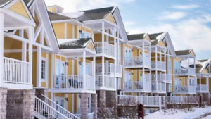 Horseshoe Valley- Carriage Hill resort 2 Bedrm suite Dec 15-21