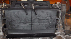 SELKIRK VOYAGER WOOD BURNING STOVE