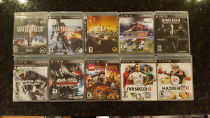 Various Games for Sale - XBOX - XBOX 360 - PS2 - PS3 - DS - 3DS Kitchener / Waterloo Kitchener Area image 1