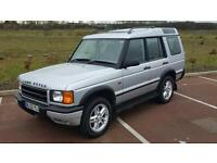 Land Rover Discovery 2.5TD5 ES Automatic Excellent Service History