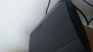 PS3, One Controller, All Cords, 6 Games