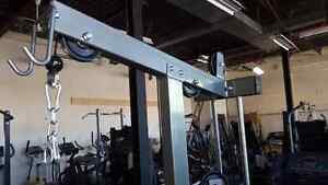 Vo3 Lat Pull Down/Low Row (NEW)