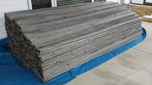 Barn Wood - picture frame material