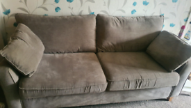 Harveys sofas immaculate condition