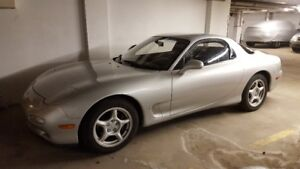 1993 Mazda RX7 - Left Hand Drive / Canadian Spec / Rare