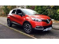 2016 Renault Captur Crossover 1.5 dCi 110 Signature Nav 5dr Manual Diesel Hatchb