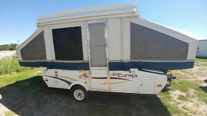 8ft Super Light - Tent Trailer for Rent