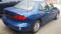2004 Pontiac Sunfire - low mileage - new brakes