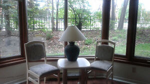 Furnished large 4 bd apt Dow's Lake, immediate, short /long term