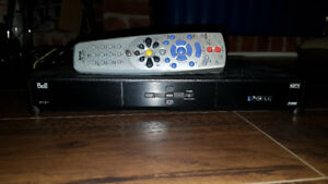 Bell 6131 satellite (no PVR) remote included