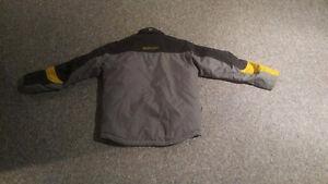 Skidoo Brand Snowmobile Jacket - Youth Size 14 London Ontario image 2