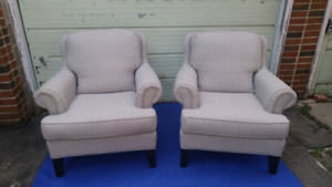 Brentwood Veda Accent Chairs