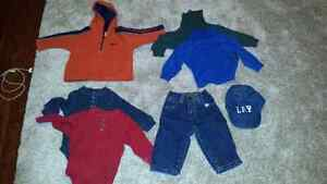 Boys 6-12 mths, in like new condition