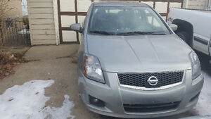 2008 Nissan Sentra SER Sedan ONLY 75000KM ASKING $6000
