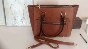Never used Spring purse with strap